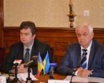 La Cernăuţi a avut loc sedinţa transfrontalieră cu participarea Consiliului Judeţean Suceava