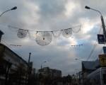 Luminiţe mii … pe străzile Sucevei!
