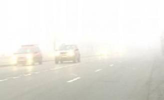 Acțiune de prevenire a accidentelor pe timpul conducerii în condiții de ceață