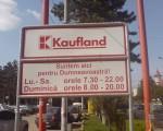 Fălticeni: Lucrările la Complexul comercial Kaufland au intrat în etapa amenajărilor interioare