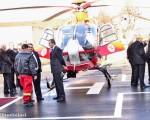 Elicopter SMURD pentru judeţele din Moldova