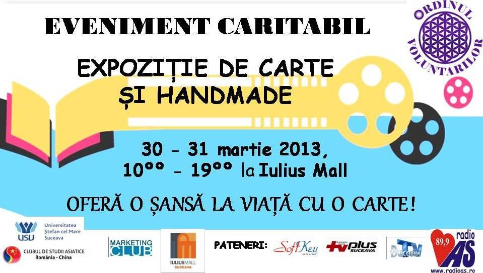 expozitie de carte 30-31martie 2013 Iulius Mall