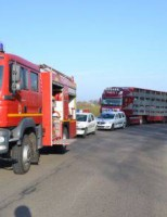 (FOTO) 2 zile, 4 intervenții ale pompierilor suceveni