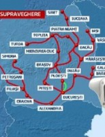 Harta camerelor video din România care vor monitoriza plata rovinietei