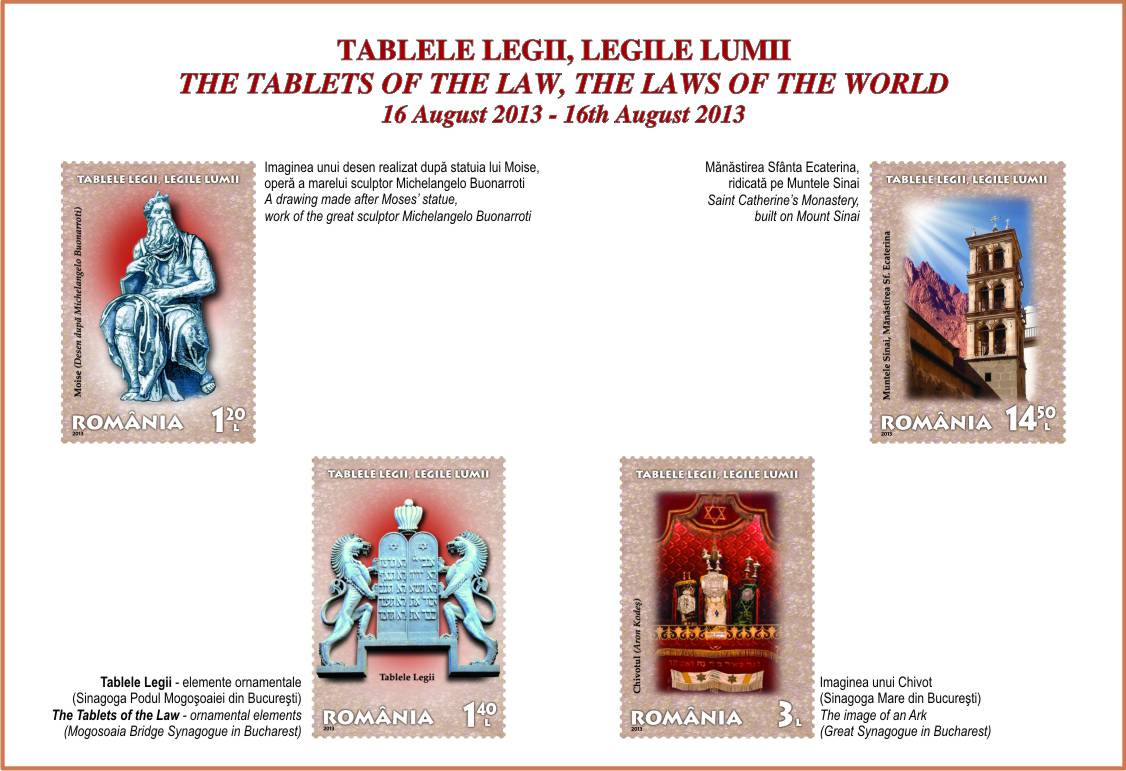 Tablele Legii - Legile Lumii_The Tablets of the Law-The Laws of the World