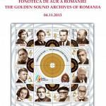 Fonoteca de Aur a Romaniei_the Golden Sound Archives of Romania