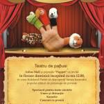 Teatru păpuşi Puppet IM SV 2013