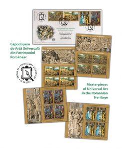 Capodopere de arta universala din patrimoniul romanesc_Masterpieces of universal art in the Romanian heritage