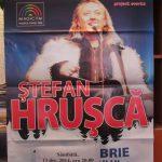 13 dec ora 20.00 Stefan Hrusca