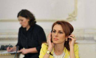 """Steliana Miron:""""Grupul PNL îi cere lui Eugen Teodorovici să explice presiunile ANAF asupra agenților economici"""""""