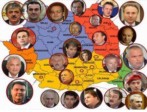 harta clanurilor mafiote 1