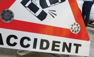 Bărbat din Fălticeni, accidentat după ce a traversat fără să se asigure