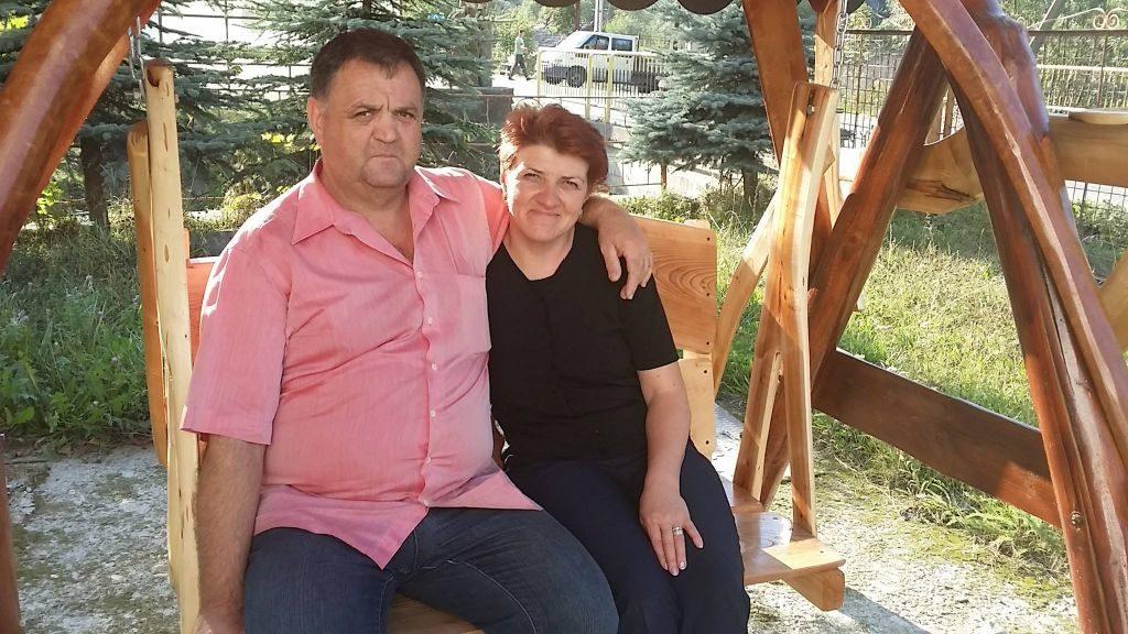 Părinții lui Fabian Popovici