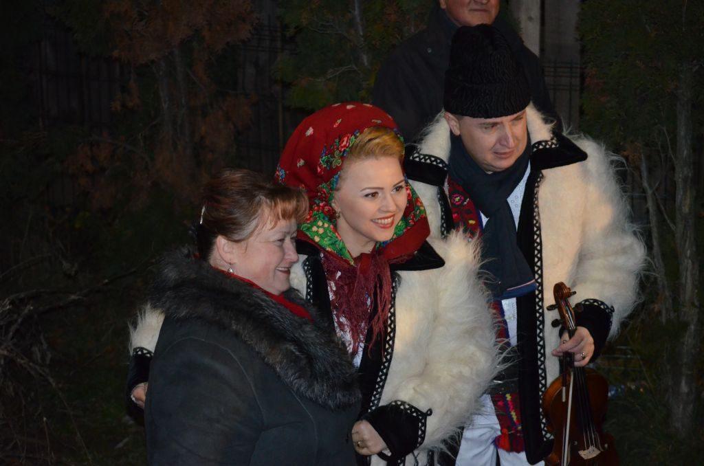 Cornelia și Lupu Rednic au reușit să-i încânte pe cei prezenți