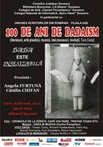100  DE  ANI  DE  DADAISM