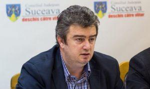 Cătălin Nechifor, președinte Consiliul Județean Suceava