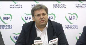 Corneliu Popovici, președinte MP