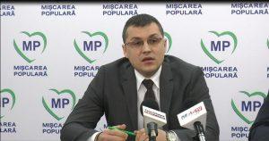 Cristian Sidor n-a mai făcut până acum parte din niciun partid politic