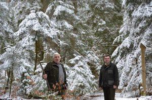 """Inginerul silvic Emanuel Havrici, a numit această pădure și """"catedrala de lemn a Rarăului"""""""