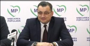 Ioan Bogdan Codreanu, candidatul Mișcării Populare la Primăria Pojorîta
