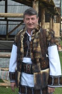 Marinel Bălan, primarul orașului Frasin