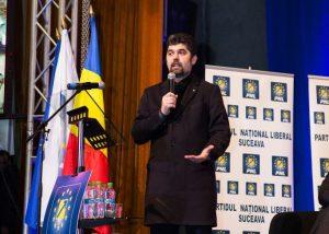 Vasile Liviu Mihăilă, candidat PNL la Primăria Fălticeni