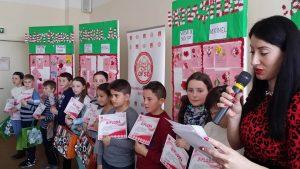Au participat peste o 100 de copii din localităţile Arbore, Horodnic de Jos, Frătăuții Vechi, Iaslovăț, Rădăuți, Gălănești, Putna, Vicovu de Sus și Voitinel.