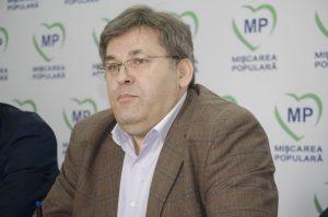 Corneliu Popovici, președinte MP Suceava