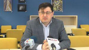 """Doctor Tiberius Brădățan, purtător de cuvânt al Spitalul Județean de Urgență """"Sf. Ioan Cel Nou"""" Suceava"""