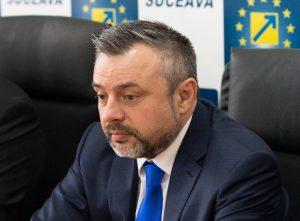 Ioan Balan dorește creșterea numărului de curse de pe Aeroportul din Suceava