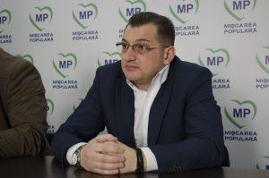 Ioan Bogdan Codreanu, candidat MP la Primăria Pojorîta