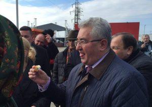 Ion Lungu, înfometat de proiecte electorale și de pâine