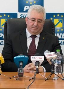 Ion Lungu consideră că proiectul contracandidatului său este nerealizabil