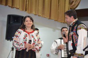 Laura Olteanu, pentru prima dată, la Poiana Stampei