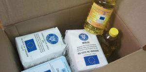 Peste 7.600 de persoane vor beneficia de ajutoarele alimentare