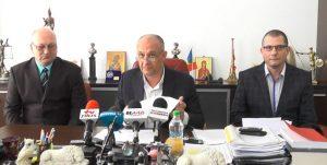 Rotariu Mihai, Ștefan Băișanu și Grigoraș Vasile