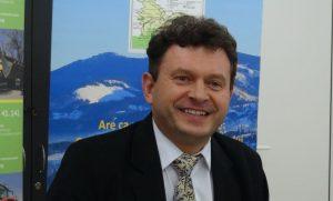 Vasile Cozan, primarul comunei Panaci