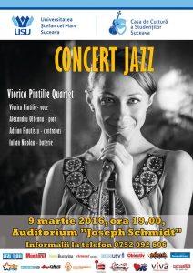 concert jazz USV