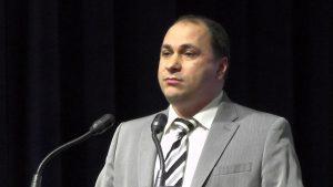 profesor universitar doctor Mihai Dimian, prorector USV