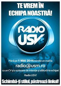 radio usv