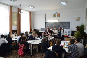 2. Clasa a VI-a A- Concurs tematic SĂRBĂTORILE PASCALE