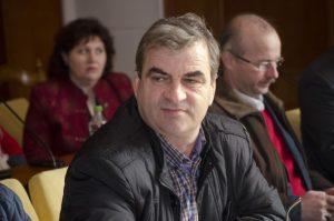 Avrămia Brăduț, primarul comunei Forăști