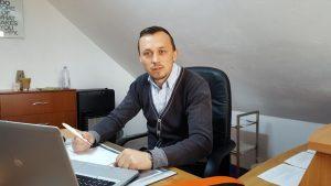 Ciprian Covașă, candidatul PMP la Primăria Frătăuții Vechi