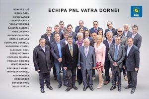 Echipa PNL Vatra Dornei