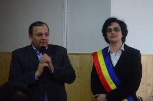 Gheorghe Flutur și Angelica Fădor