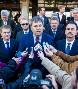 Marian Andronache și-a depus candidatura pentru Primăria Suceava