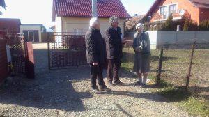 Nistor Tătăr, în dialog cu cetățenii