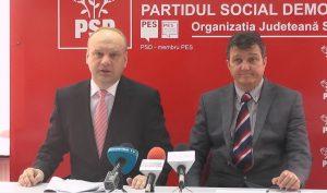 Ovidiu Donțu, alături de Vasile Mocanu