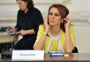 Steliana Vasilica Miron, senator PNL