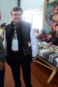 Traian Iliesi, primarul comunei Moldovița (2)